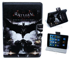 For Apple iPad Mini 1 2 3 DC Comics Super Hero Arkham Batman Stand Case Cover