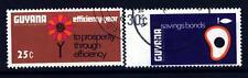 GUYANA - 1968 - Emissione per la promozione la vendita di buoni di risparmio e