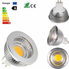 MR16 Sharp LED GU5.3 COB Light 5W Power energy save Bulb Lamp 12V Cool White