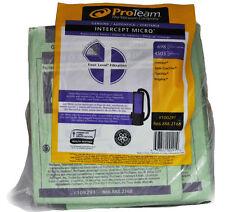 Pro Team Genuine Intercept Micro Filter Vacuum Bags, 10 Pack