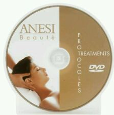 Anesi instructional dvd for facials and body wrapping loose inches