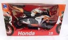 HONDA CBR1000RR 2010 MODEL MOTORBIKE NEW RAY DIECAST 1:6 SCALE SEALED