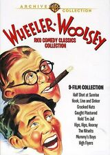 Wheeler and Woolsey - RKO Comedy Classics Collection DVD 639 MINS NEW RELEASE!