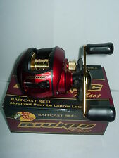 BASS Pro Bionic PLUS bnp10hlb BAITCAST REEL (lefty)