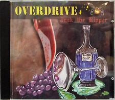 Overdrive (Over Drive) - Jack The Ripper (CD 2011)