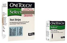 60 Test Strips for One Touch Select Simple Glucometer (New MRP 1095)