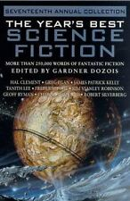 The Year's Best Science Fiction, Seventeenth Annual Collection