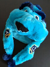 LA Los Angeles GALAXY Soccer Plush Long Ear Hat 2012 Forever Collectibles MLS