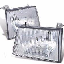 WINNEBAGO MINNIE WINNIE 1998 1999-2000 HEADLIGHTS FRONT HEAD LAMP RV - PAIR