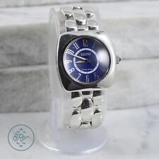 Sterling Silver | ECCLISSI Chronograph Domed Bezel Oyster Band | Watch
