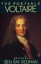The Portable Voltaire (Portable Library), Francois Maria Arouet De Voltaire, Vol