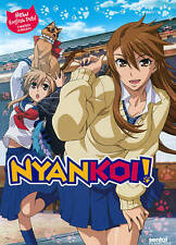 Nyan Koi: Complete Collection (DVD, 2013, 3-Disc Set)