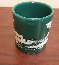 1990 Roswell High School In Georgia Green Coffee Mug Alumni Reunion B22