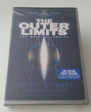 Outer Limits - The Original Series: Season 1 *BRAND NEW & FACTORY SEALED* 4 DVD