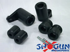 Shogun No Cut Frame Sliders Suzuki GSXR 750 06/07 Kit NO CUT Version