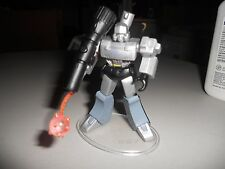 Takara Transformers SCF Act 1 Chase  Megatron with Flail G1 Animated