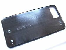 GENUINE Samsung Omnia SGH-i900 BATTERY COVER Door BLACK quad band bar phone back