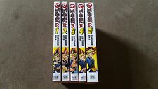 Yu-Gi-Oh Yugioh! R  (Vol.1-5) English Manga Graphic Novels Set Lot