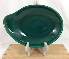 """EVA ZEISEL Red Wing Town & Country GREEN 10 3/4"""" Serving Bowl"""