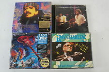 Musik CD's Konvolut Santana Rod Stewart unplugged Ray Charles easy Livin' (926)