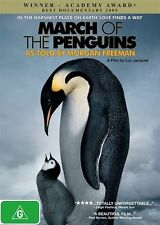 March Of The Penguins ..REG 4...NEW & SEALED