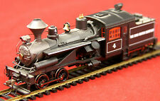 HO Rivarossi 2-Truck Heisler Steam Locomotive Ohio Match Co. #4 R5464 DCC Ready