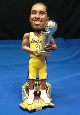 Kobe Bryant Exclusive Legends of The Court 2002 NBA Champions Bobble Head