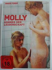 Molly - Sommer der Leidenschaft - Erotik Schwedin Marie Forsa an der Cote D'Azur