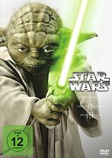 Star Wars Trilogie - Episode I-III, 3 DVDs # neu