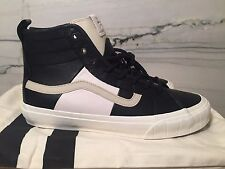 Vans Vault TH Court Hi LX Premium Leather Black 10  taka hayashi supreme wtaps
