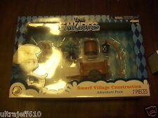2013 the Smurfs Movie Smurf Village Construction Adventure Pack