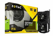 ZOTAC GeForce GTX 1050 OC Pascal Series 2GB 128-bit GDDR5 Gaming Graphics Card