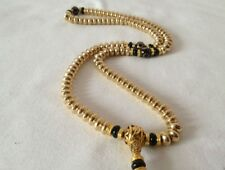 china tibet tibetan Brass buddhist buddha worry prayer bead mala bracelet jewelr