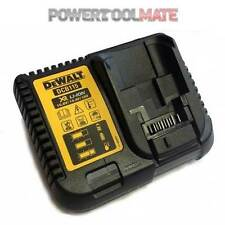 DeWalt DCB115 Li-Ion XR Multi-Voltage Charger 10.8-18v New DCB105