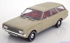 1:18 BoS Opel Rekord C Caravan 1970 creme