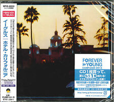 EAGLES-HOTEL CALIFORNIA-JAPAN CD C94
