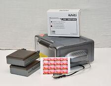 Hiti BS-ID400 Drucker mit 200 Blatt 10x15 Stickerdruck für 3200 Aufkleber