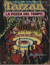 Russ Manning TARZAN - LA POZZA DEL TEMPO cenisio brossurato 1975