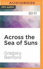 Galactic Center: Across the Sea of Suns 2 by Gregory Benford (2016, MP3 CD,...