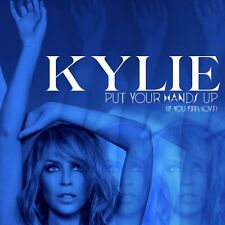 KYLIE MINOGUE PUT YOUR HANDS UP NEW AUSTRALIAN 5-TRACK