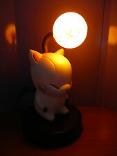 Final Fantasy XIV FF 14 Moogle Figure Room Lamp Light Yellow ver. Japan TAITO