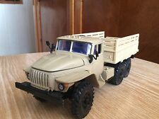 Ural 4320 1:43   Russian 6X6 delivery truck model 1/43 USSRщк
