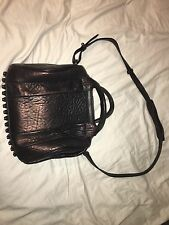 Alexander Wang Rockie metallic bag
