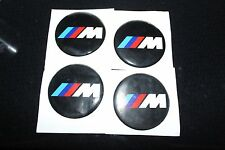 Bmw M-power4x68mm Stickers for Wheel Center Caps Silicone Logo Decals Rim Emblem
