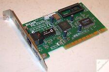 Tarjeta de red D-Link dfe-530tx # PCI 10/100 tarjeta de red NIC 530 TX _ ek