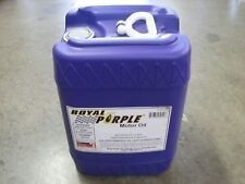 5 Gallon Royal Purple 10w30 HPS High Performance Street Synthetic Oil 35130