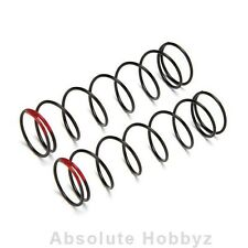 Hot Bodies 83mm Big Bore Shock Spring (Red) (2) (75.8gF) - HBS109817