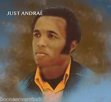 ANDRAE CROUCH - JUST ANDRAE (*NEW-CD, 2014) 1972 CCM/Rock Classic! Remastered