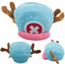 FD3530 One Piece Chopper Cap Anime Cute Plush Hat Funny Costume Cosplay Gift