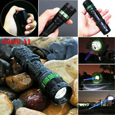 Waterproof 6000 LM Zoomable CREE XM-L Q5 LED Flashlight Torch Zoom Lamp Light RF